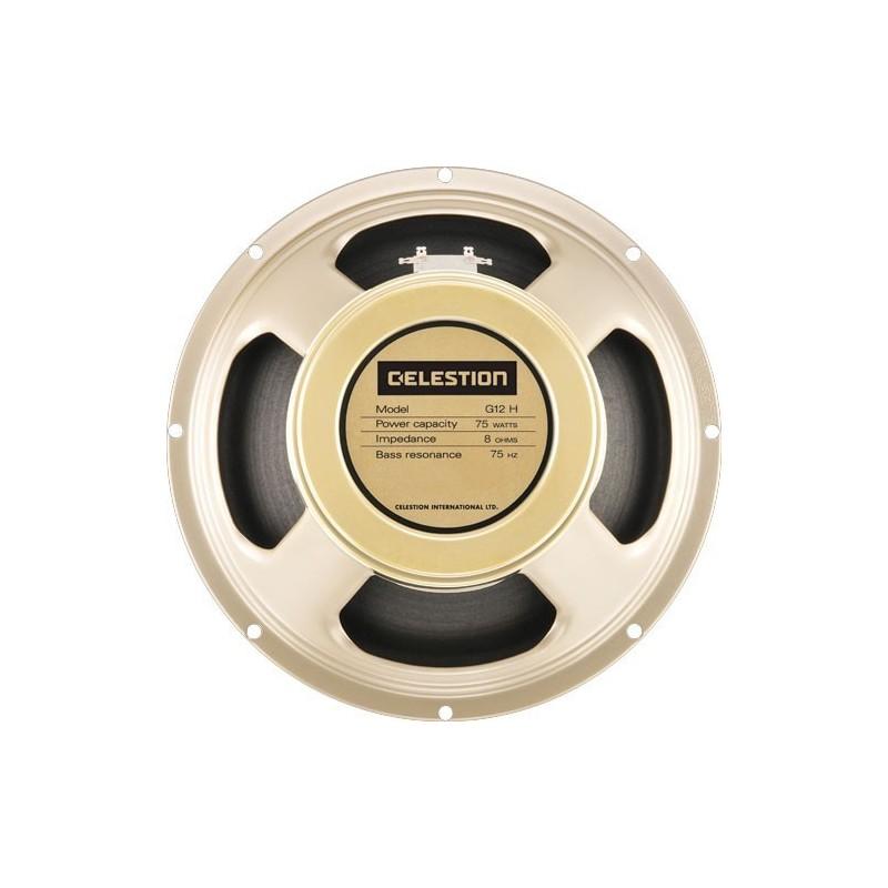 G12H-75 Creamback 16 Ohm